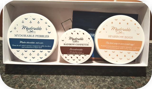 Mydorable Bon Bon Voyage Box