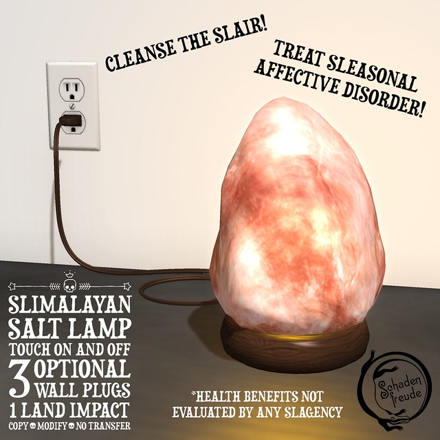 slimalayan salt lamp