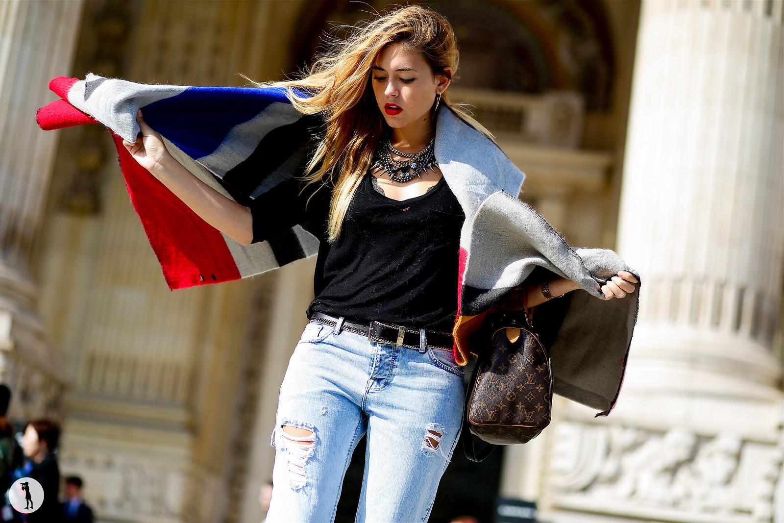 Amy Toks - Paris fashion week RDT SS15 (2)