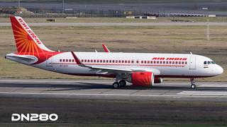 Air India A320-251N msn 7459