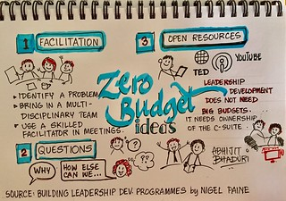 Zero Budget Leadership Development