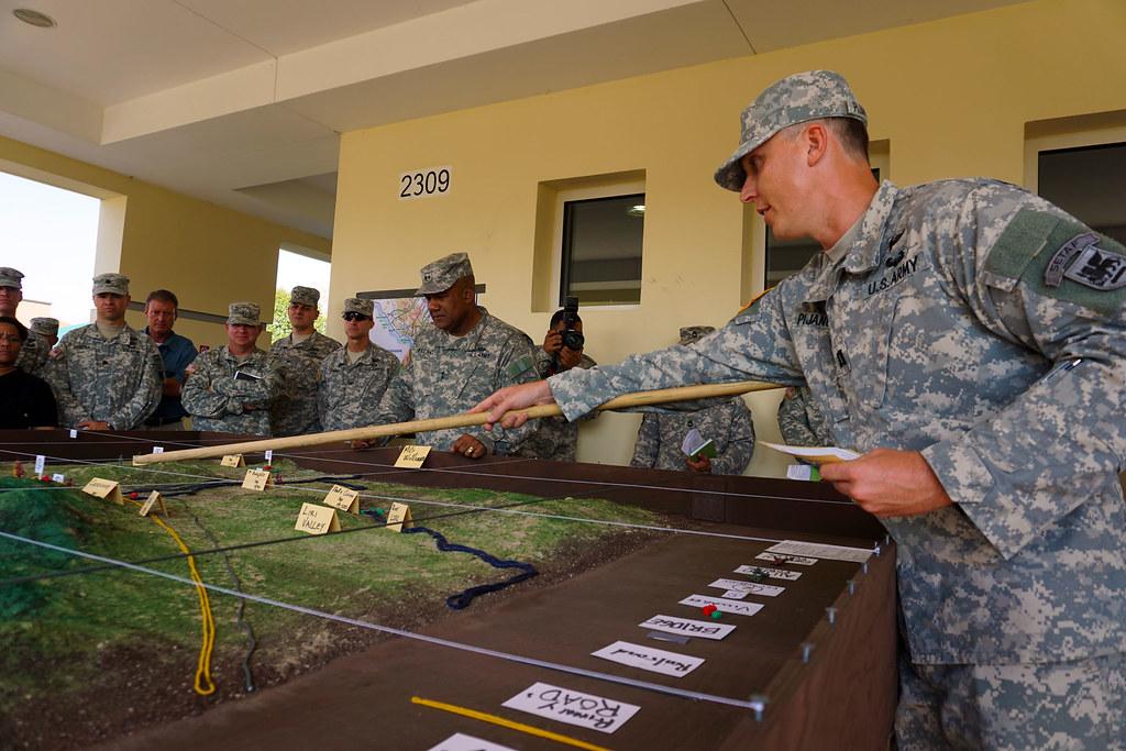 Battle Staff Ride Capt Mark Pijanowski A U S Army
