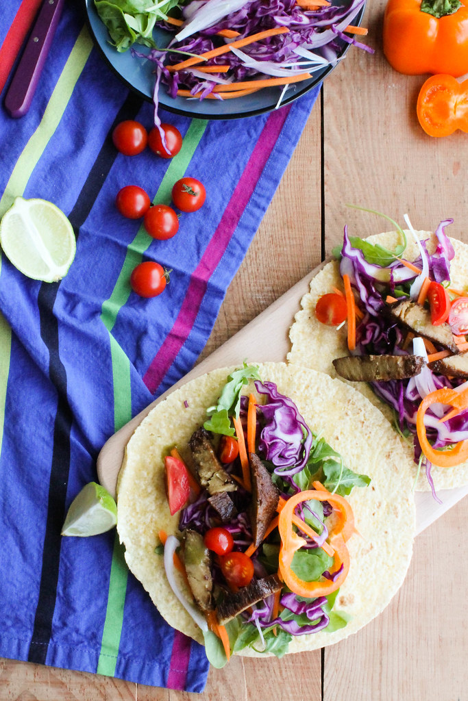 Veggie tortilla recipes