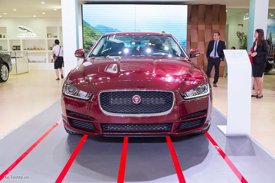 giá xe jaguar xe prestige 2016