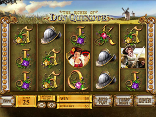 The Riches of Don Quixote slot game online review