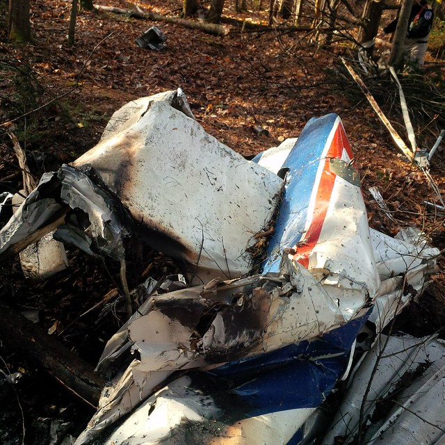 A15O0188 - Aircraft Accident, Parry Sound, ON