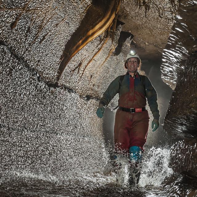 The Main Drain - Lancaster Hole
