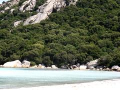Santa Giulia à l'embouchure de l'étang