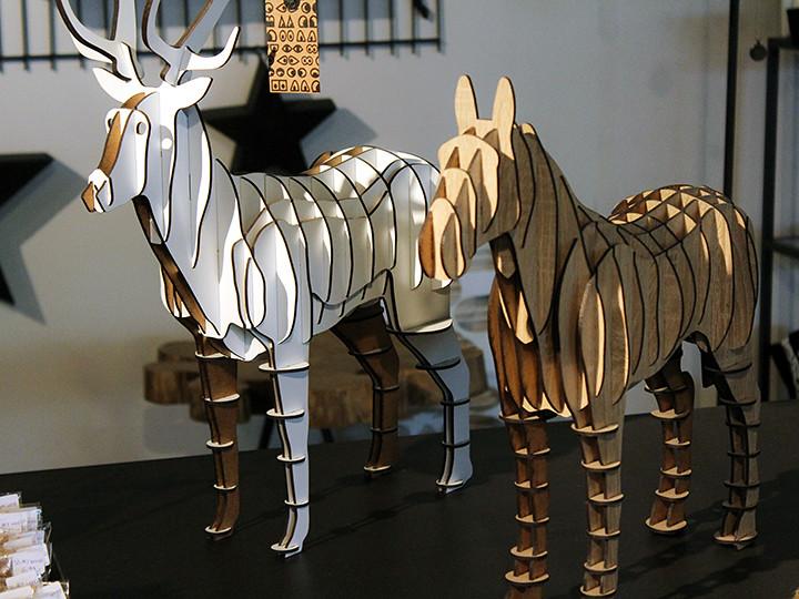 3D Artwood dieren
