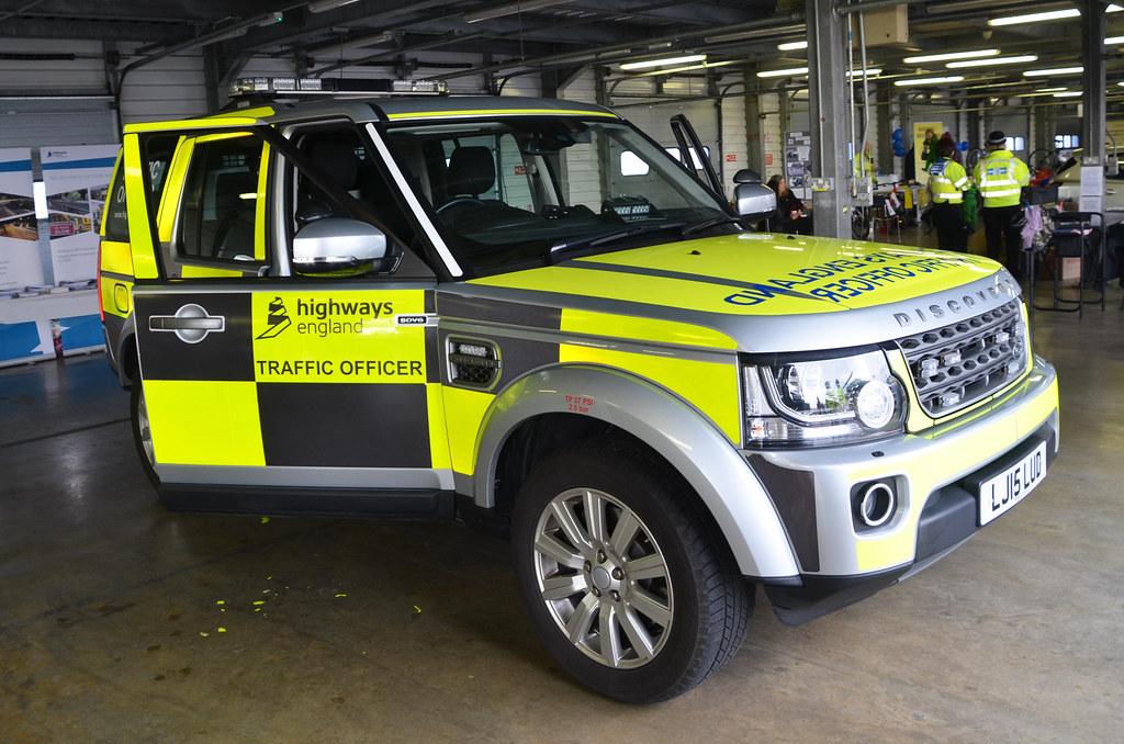 Lj15lud Lj15lud Traffic England Traffic Officer Land