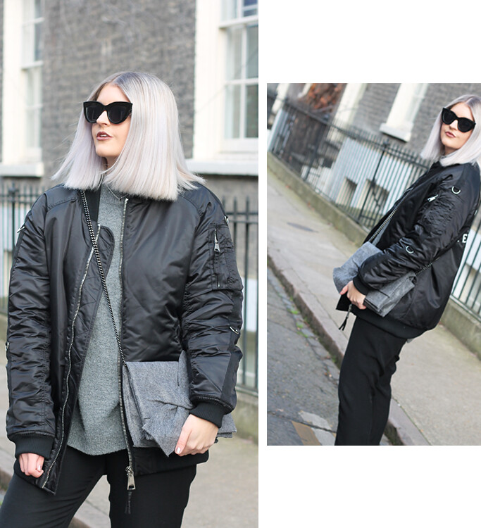 Zoe Karssen Bomber Jacket 1