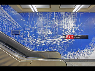 2nd Avenue Subway Art | by governorandrewcuomo