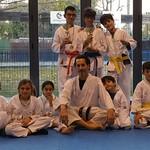 Competición Karate 2016