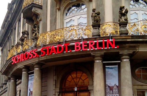 Schloss Stadt Berlin