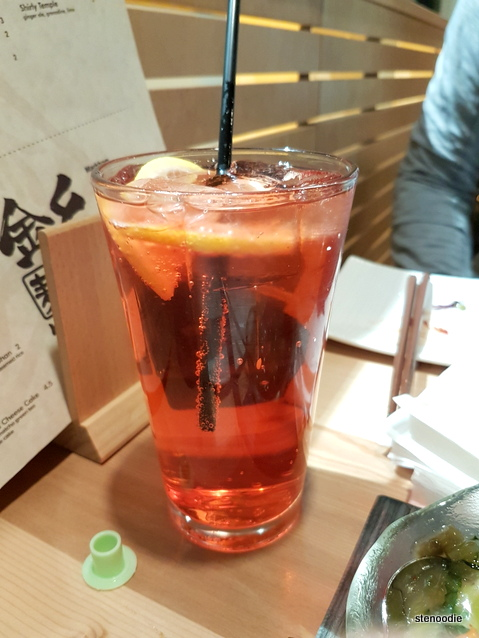 Virgin Shirley Temple