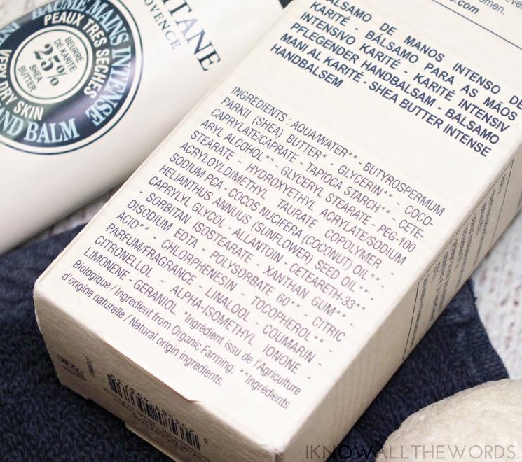 loccitane shea butter intensive hand balm (2)