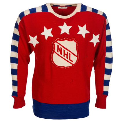 NHL All-Star 1947 Richard jersey F