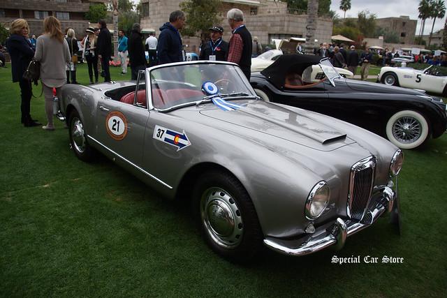 1956 Lancia Aurelia B24S Convertible