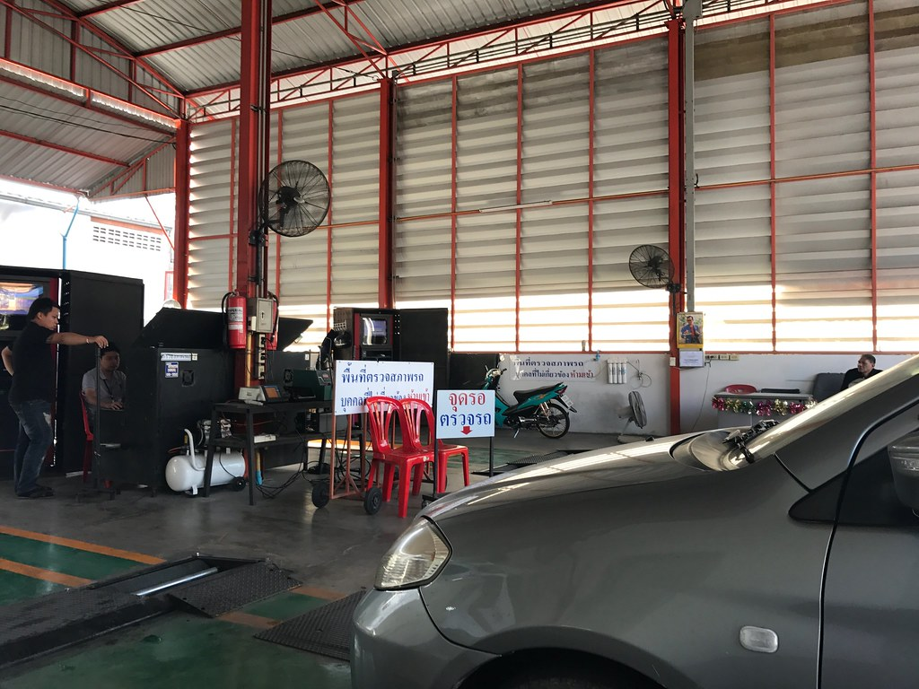 Car and motorcycle inspection