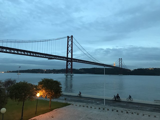 Lisbon 2016 - Ponte 25 de Abril Bridge