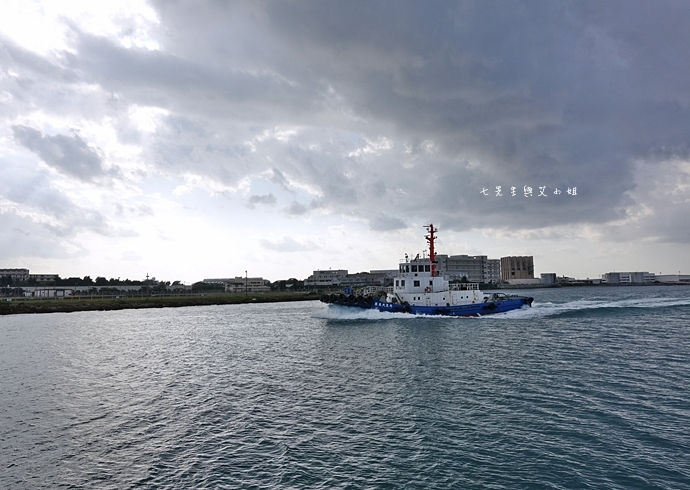 21 沖繩自由行 那霸一日遊 波上宮、波之上海灘、海底觀光遊覽船、白鯨號夕陽遊輪晚餐