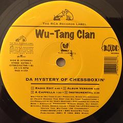 WU-TANG CLAN:C.R.E.A.M.(LABEL SIDE-B)