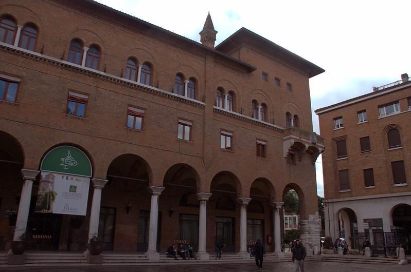 Piazza San Francesco, Ravenna