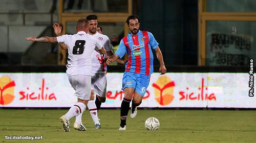 Catania-Benevento: presentazione del match$
