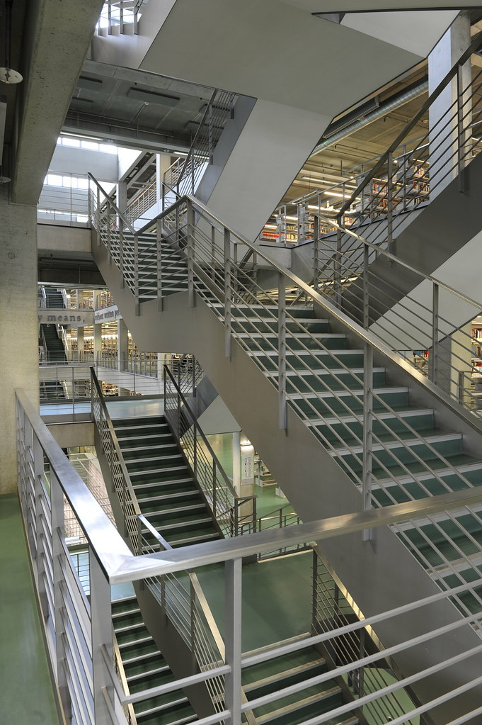 Universitaetsbibliothek TUB und UdK | Fotograf: UB TU Berlin… | Flickr