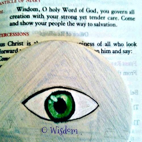 O Wisdom - O Antiphons