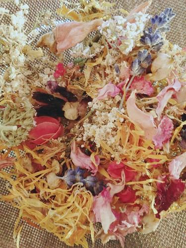 tea flowers
