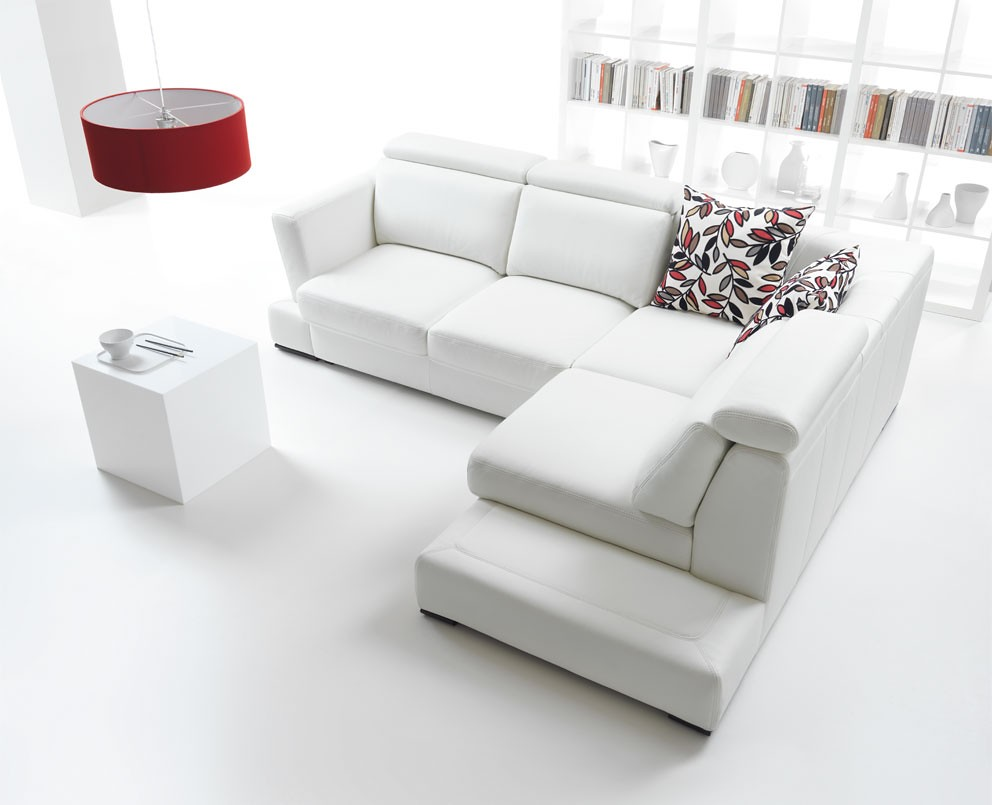 Cozy White Living Room Furniture for Shining Furnishings | Flickr