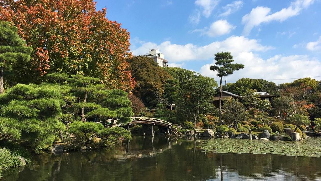 Photo of Shosei-en Garden (20161104)