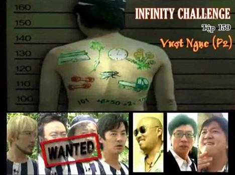 [Vietsub] Infinity Challenge Ep 159