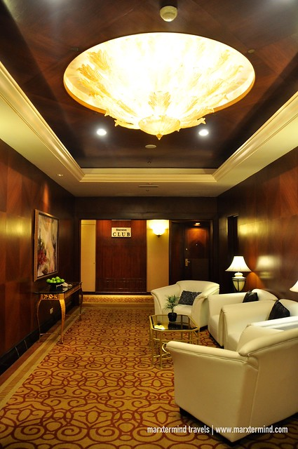 Sheraton Club Lounge Sheraton Imperial Kuala Lumpur