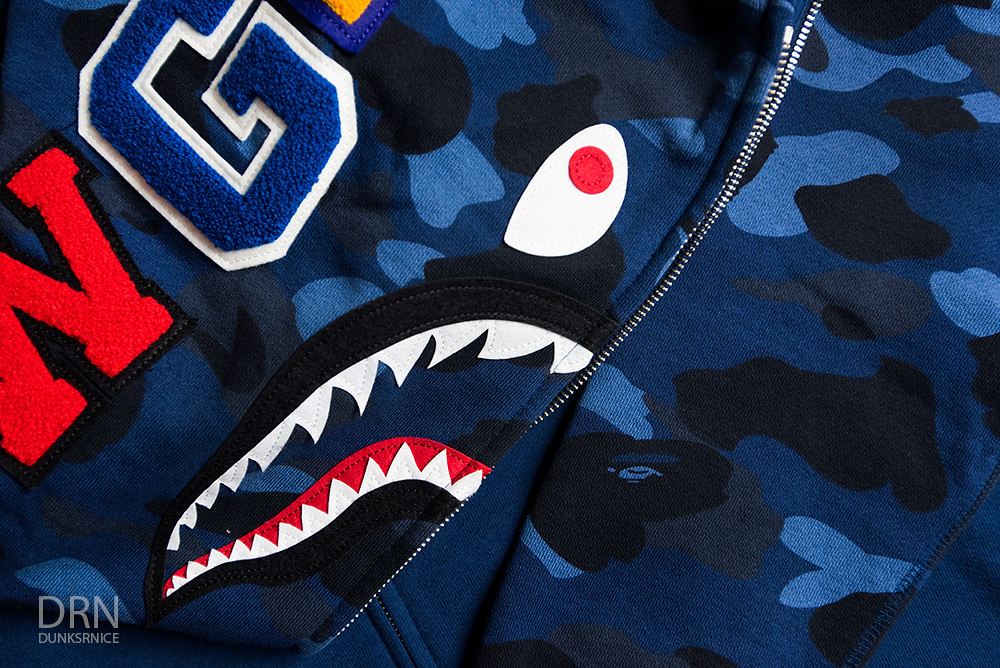 Bape Shark Hoodie.