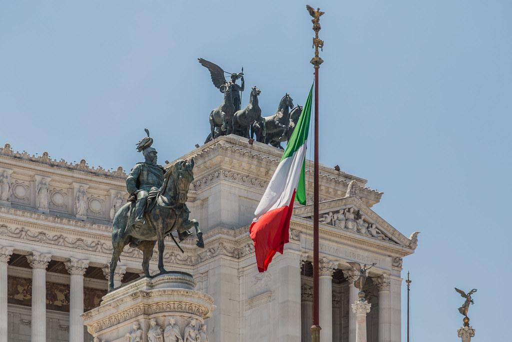 2015/07/18 12h50 Terrazza delle Quadrighe | Rome | Valéry Hugotte ...