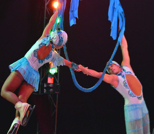Circo on Ice, La Laguna