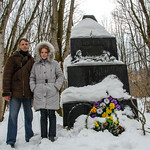 Памятники Жертвам Холокоста, 06-02-2013