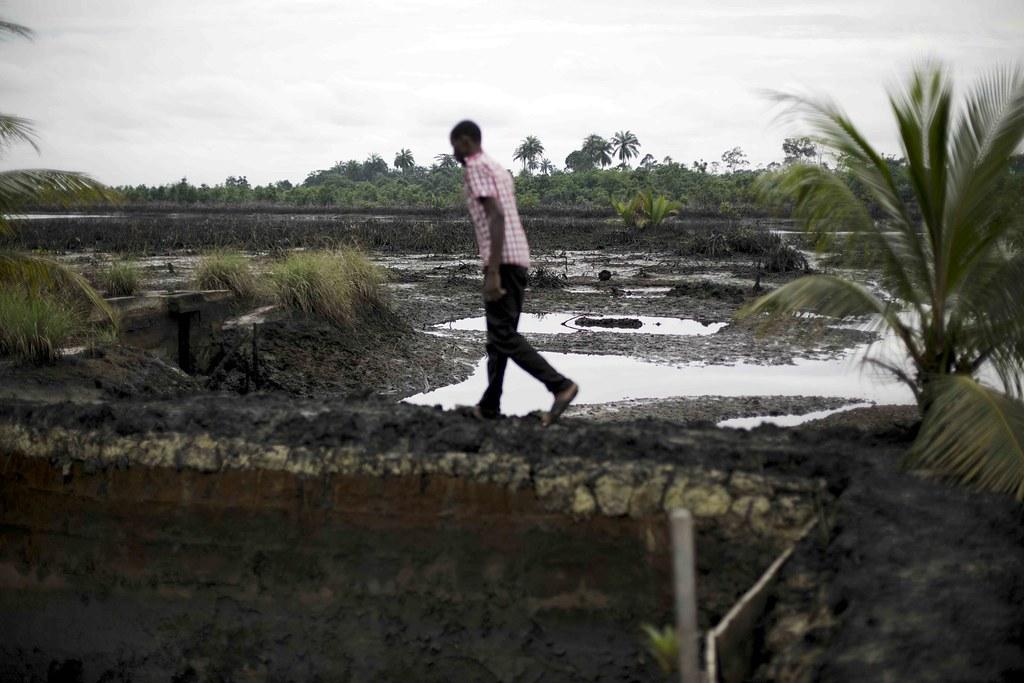 Nigeria ölförderung