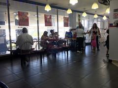 147 - Cafeteria - Busbahnhof Caribe Tours - Santo Domingo