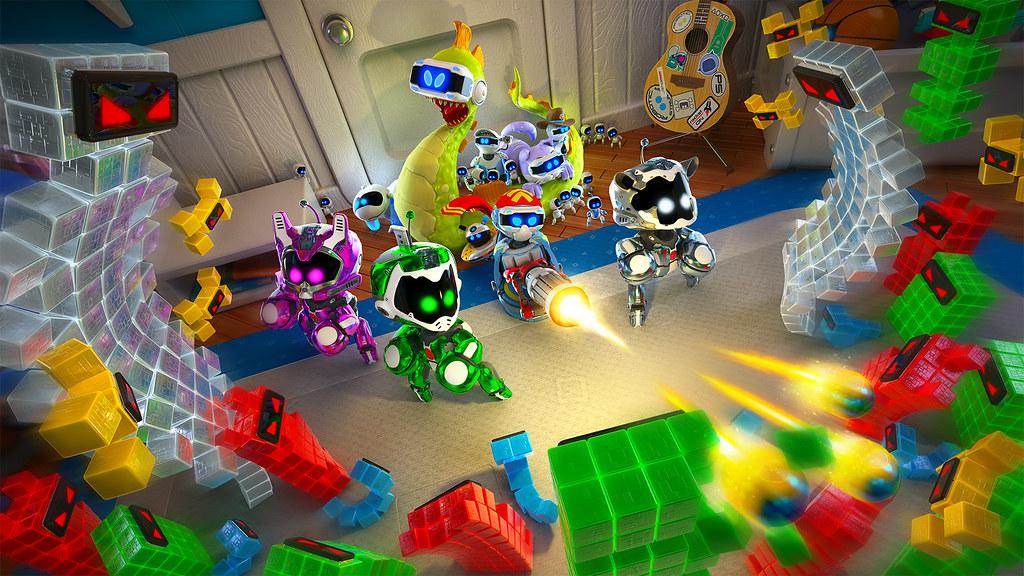 《THE PLAYROOM VR》新遊戲「TOY WARS」今天推出,完全免費