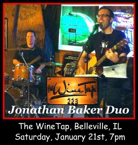 Jonathan Baker Duo 1-21-17