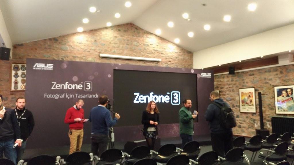 ASUS Zenfone 3 Kamera