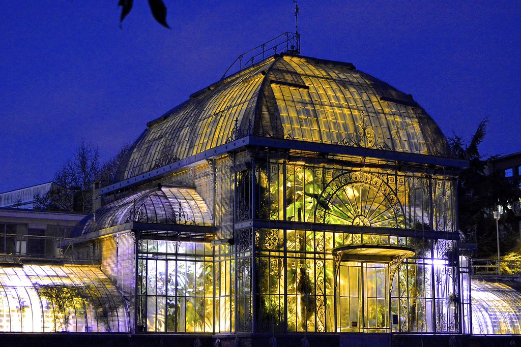 France 2016 nantes serre du jardin des plantes de for Jardin des plantes nantes 2016