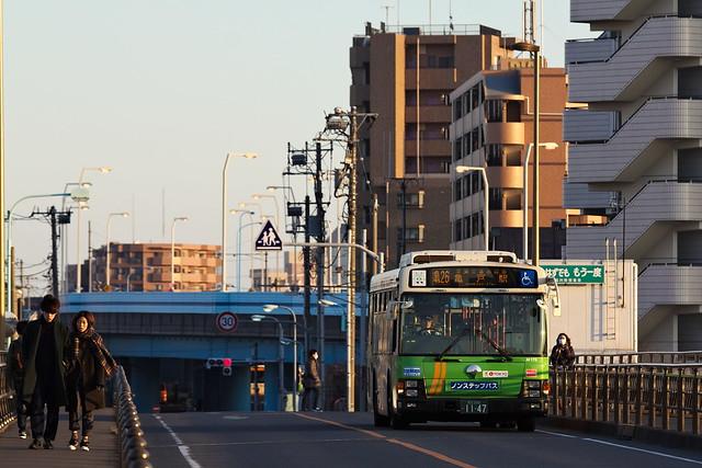 2017/01/22 東京都交通局 M176