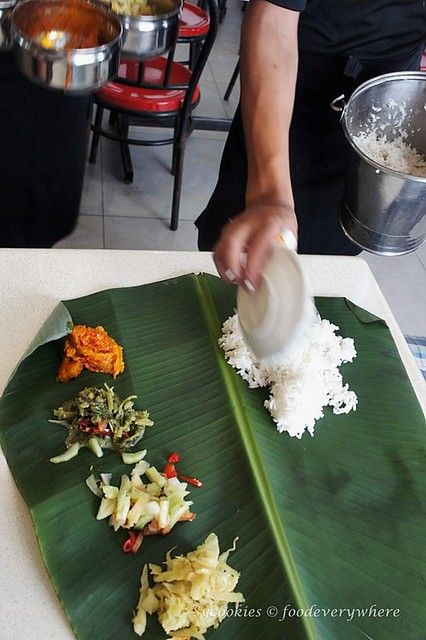 2.Banana Leaf Rice @Hartamas