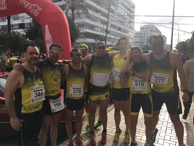 2017 40.º Minimaratón Peña El Bastón
