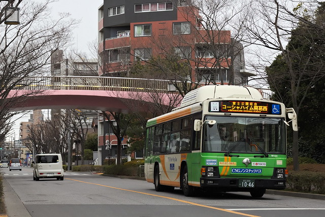 2017/02/10 東京都交通局 M124