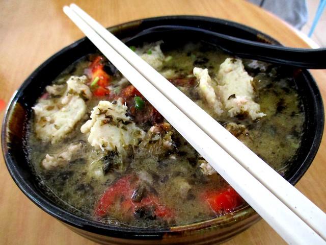 Yisen Cafe zhao chai hung ngang